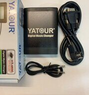 YATOUR MP3 USB адаптер для магнитол ALPINE